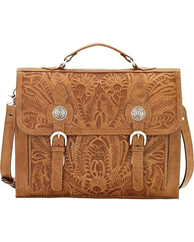 american-west-mens-leather-stagecoach-laptop-briefcase-tan-one-size