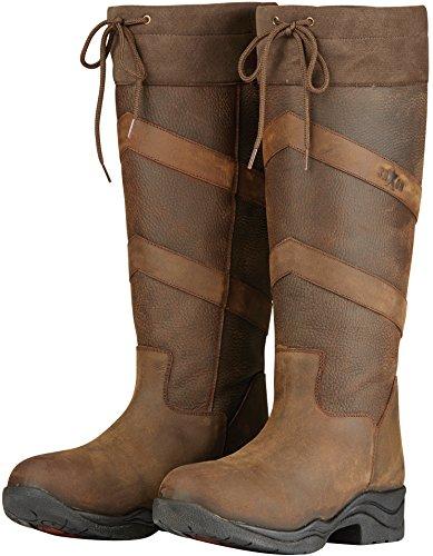 Saxon Saxon Brown Boots Pilton Pilton gzqwzS