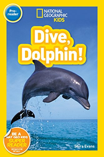 National geographic readers dive dolphin kindle edition by shira national geographic readers dive dolphin by evans shira fandeluxe Image collections