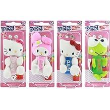 Hello Kitty Plush Pez Key Chain - Mystery Grab Bag