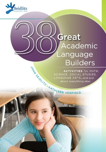 Great Academic Language Builders Activities product image