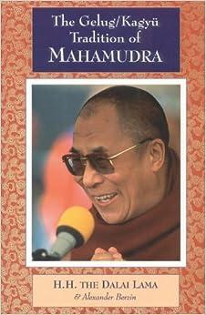 Book The Gelug/Kagyu Tradition Of Mahamudra 1st (first) Edition by Dalai Lama, Berzin, Alexander [1997]