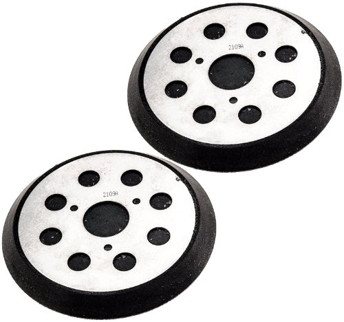 Dewalt DW420/DW423 Sander Replacement Pad 5 inch PSA No Vacuum Holes (2 Pack) # 151662-00