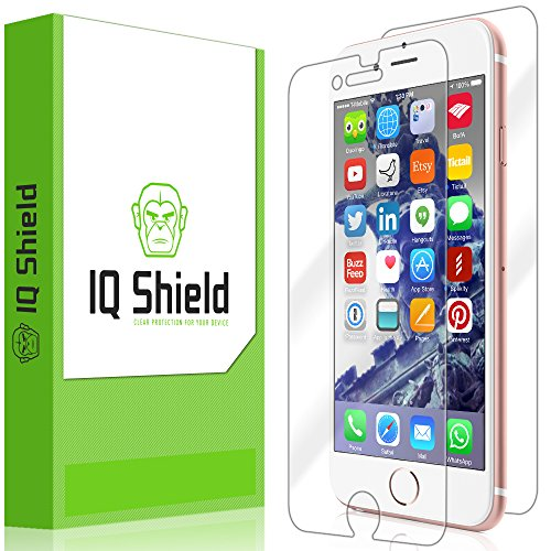 iPhone 6s Screen Protector, IQ Shield LiQuidSkin Full Body Skin + Full Coverage Screen Protector for iPhone 6s (iPhone 6 4.7