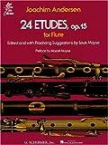 24 Etudes, Op. 15 (Flute Solo) (Louis Moyse Flute Collection)