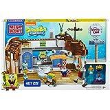 Mega Bloks SpongeBob Krusty Krab Attack