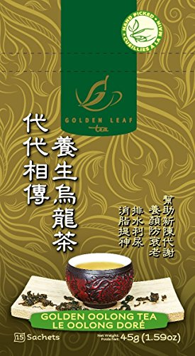 Golden Tea Leaf Oolong
