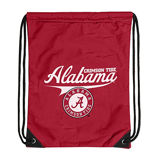 Alabama Crimson Tide Laptop Backpack - NCAA Alabama Crimson Tide Team Spirit Backsack