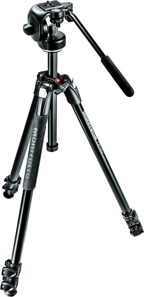 Manfrotto Mk290xta3-2wus 290 Xtra Fluid Video Head Kit...