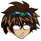Bakugan Battle Brawlers Paper Masks (8ct)