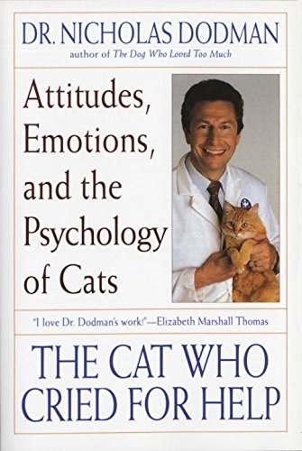 Buy cheap the cat who cried for help attitudes emotions and psychology cats