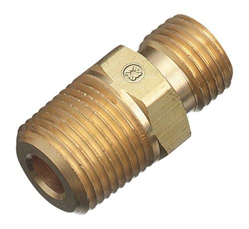 (Western Enterprises C-32 Regulator Outlet Bushings, 200 PSIG, Brass, C-Size, 1/2