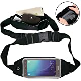 Core Prime Running Case, Grand Prime Running Case, Cellaria Waist Pro Band Series – Running Waist Fanny Pack Belt Pouch Case For Samsung Galaxy Core Prime / Samsung Galaxy Grand Prime, Black Review
