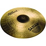 Sabian 21-Inch HH Raw Bell Dry Ride Cymbal