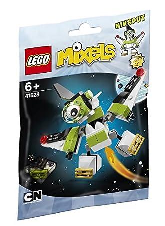 Amazon.com: LEGO (LEGO) Mixel Nix put 41528: Toys & Games