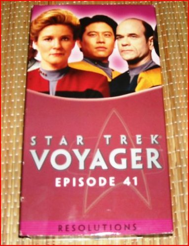Star Trek - Voyager, Episode 41: Resolutions [VHS] by Paramount