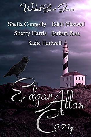book cover of Edgar Allan Cozy