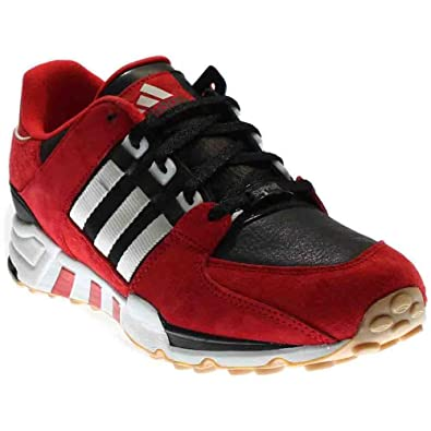 Adidas Equipment Running Support London Mens Shoes Black/Red/White b27660  (9 D