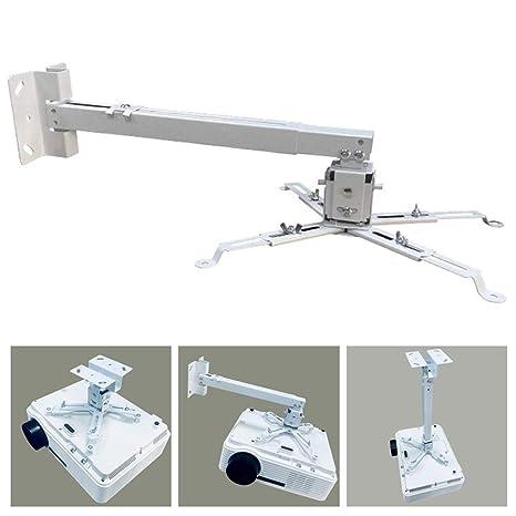 Volwco - Soporte Universal de Techo para proyector, 43-65 cm hasta ...