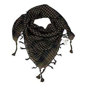 Craftshub Arafat Desert Scarf – Stylish & versatile Arafat desert scarf for Men & Women of All Ages