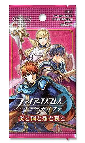 TCG Fire Emblem 0 (Thigh, Fine) Booster Pack