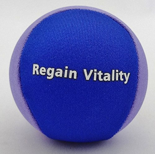 Regain Vitality Hand Therapy Stress Relief Ball Hand Exercise & Strengthening