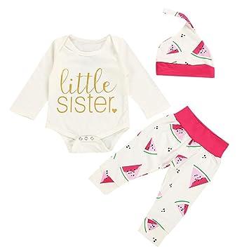 f016160962d3 Amazon.com   3 PC Set Clothing Set for Girls