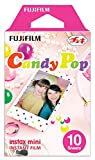 Fujifilm Instax Mini Candy Pop Instant Film (10 Color Prints) [International Version]
