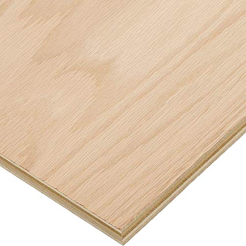 Used, 3/4'' (18mm) X 4'' X 6'' Oak Plywood (18) for sale  Delivered anywhere in USA