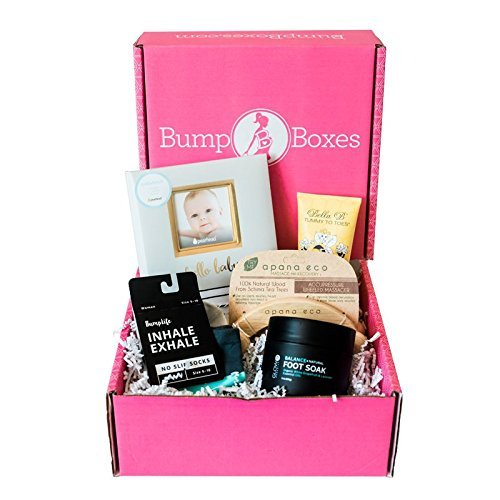 Maternity Gift (Bump Boxes 3rd Trimester Pregnancy Gift Box)