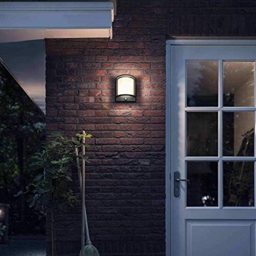 Philips Mygarden Applique murale 1739293p0/ //éclairage ext/érieur s Applique murale, anthracite, blanc, aluminium, contemporaine, 1/ampoule , 12/W