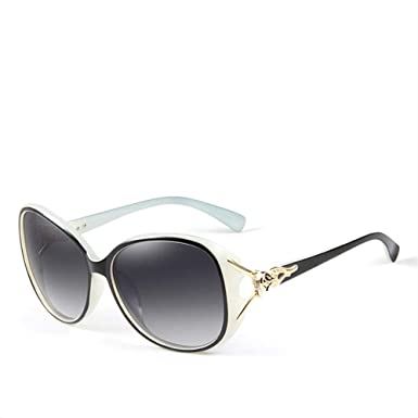 QingMu Gafas de sol Gafas de sol de moda 2019 New Wave Hd ...