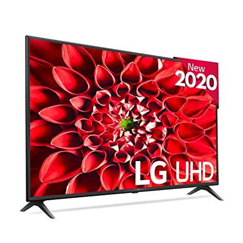 """LG 49UN7100ALEXA - Smart TV 4K UHD 123 cm (49"""") con Inteligencia Artificial, HDR10 Pro, HLG, Sonido Ultra Surround, 3xHDMI 2.0, 2xUSB 2.0, Bluetooth 5.0, WiFi [A]"""
