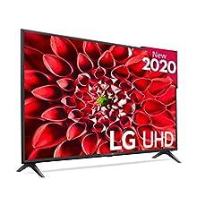 "LG 49UN71006LB - Smart TV 4K UHD 123 cm (49"") con Inteligencia Artificial, Procesador Inteligente Quad Core, HDR 10 Pro, HLG, Sonido Ultra Surround"