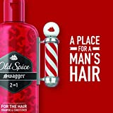 Old Spice Krakengard 2 in 1 Mens Shampoo and