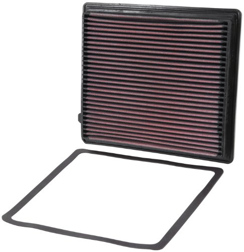 K&N 33-2206 High Performance Replacement Air Filter