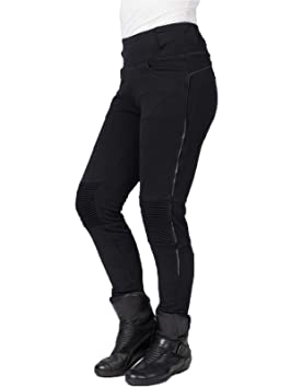 Bull-It Pantalon Moto Femme Envy Leggings - Regular Noir (Eu 40   Us ... c45e72fd3fd