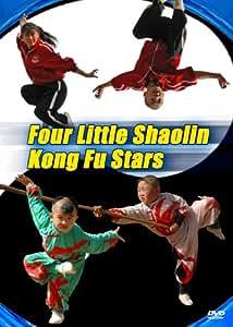 Four Little Shaolin Kongfu Stars