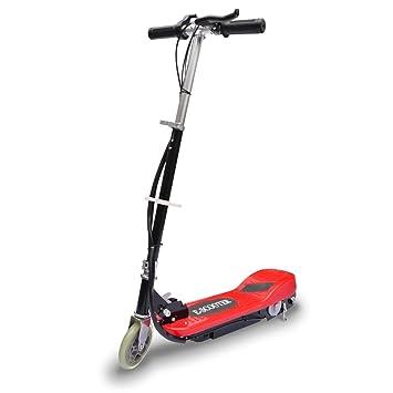 Fesjoy Patinete eléctrico Scooter Eléctrico Rueda Scooter de ...
