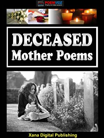 Amazon.com: Deceased Mother Poems and Funeral Poems for