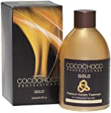 COCOCHOCO Professional Gold Premium Keratin Hair Treatment, 250 ml