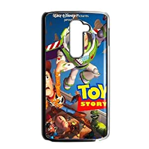 LG G2 Black phone case Disney Cartoon Toy Story EYB1359586