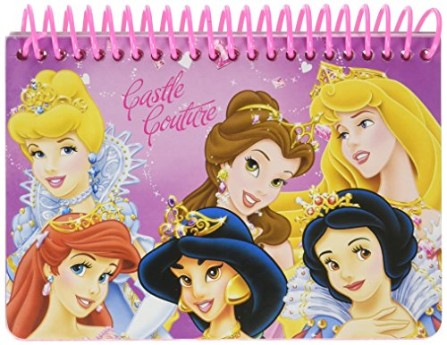 Disney Princess 2 pc. Autograph Book Set