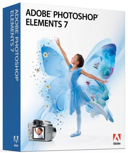 amazon com adobe photoshop elements 7 old version rh amazon com Adobe Premiere Elements 11 Adobe Premiere Elements 8