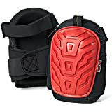 SAVE YOUR KNEES - Gel Elite Kneepads For Work & Gardening by Gamba Tools - Best Professional Knee Pad For Construction, Concrete, Masonry, Flooring And Working In Garden