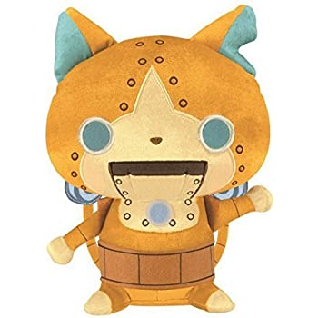 Ichiban Kuji Yo-Kai Watch [Attracted strongest specter Grand gathering] Goru Nyan Plush Toy B Award queue