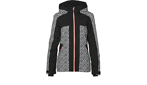Amazon.com: Oneill White AOP-Black Allure Womens ...
