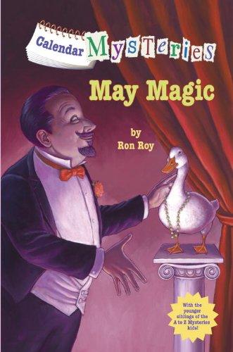 Calendar Mysteries #5: May Magic pdf epub