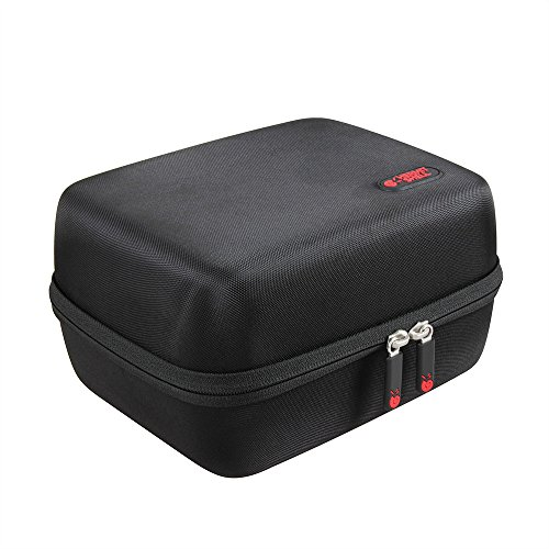 Hard Eva Travel Case For 2017 Projector Xinda Lcd Led Mini Multi Media Portable Video Projector By Hermitshell