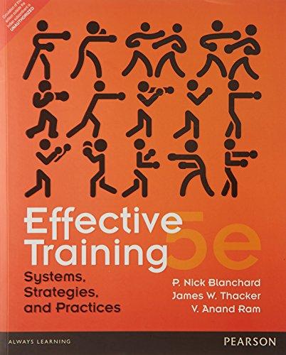 (Effective Training )